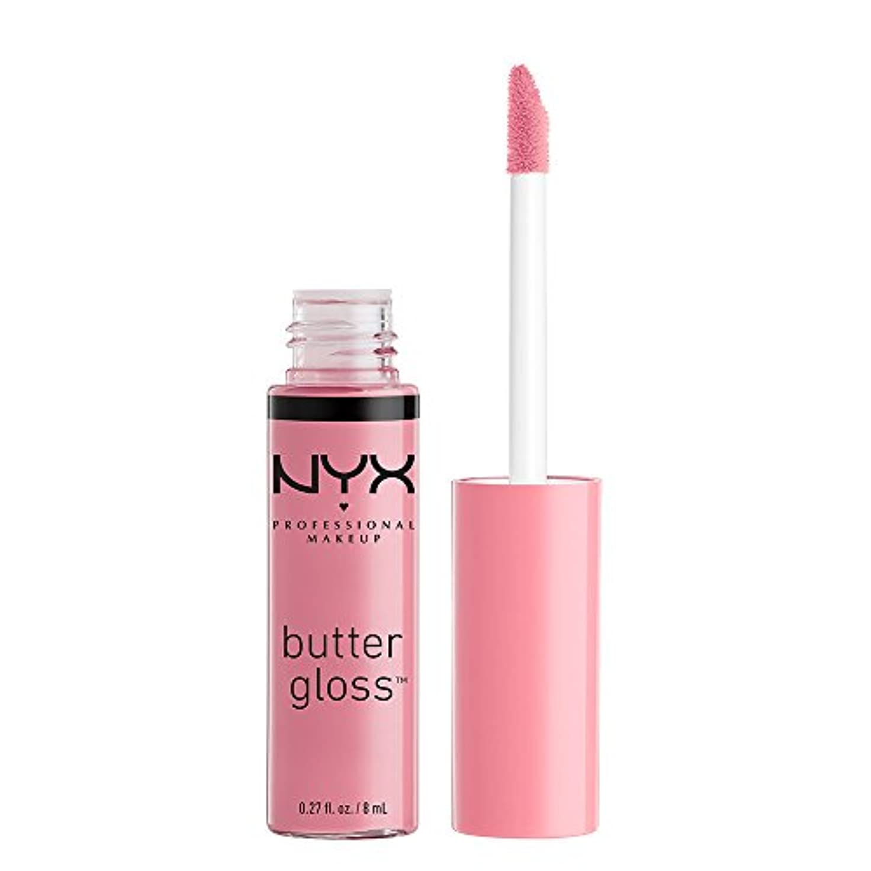 NYX(ニックス) バター グロス 02 カラー?エクレア リップ