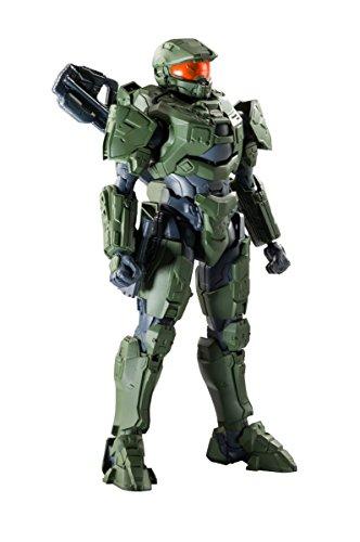 『SpruKits Halo The Master Chief Action Figure Model Kit, Level 3 by SpruKits [並行輸入品]』の1枚目の画像