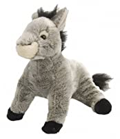 12 in Donkey Plush Animal
