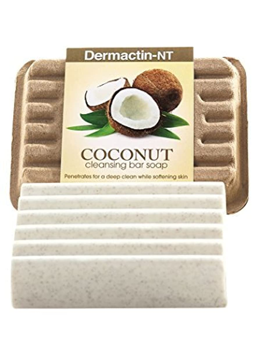 繁栄するレーザ垂直Dermactin-TS ココナッツクレンジングバーソープ (並行輸入品)