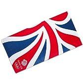【ロンドン五輪2012公式商品】ロンドン2012 TEAM GB(イギリス代表) 大判バスタオル(50001311)120309