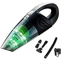 充電式 掃除機 コードレス ハンディクリーナー 軽量 持ちやすい 25分連続稼働 乾湿両用 水洗える HEPAフィルタ 超強吸引力 120W強力ルーター採用
