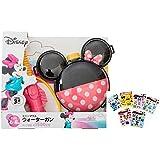 Disney (ディズニー) ミニー リュック型 リュックタイプ ウォーターシューター ウォーターガン 水鉄砲 ディズニーキャラクターシールセット 女の子 女児