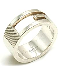0c44ee5ca427 [グッチ] GUCCI ブランデッド Gリング オープンGリング Gロゴリング 指輪 11