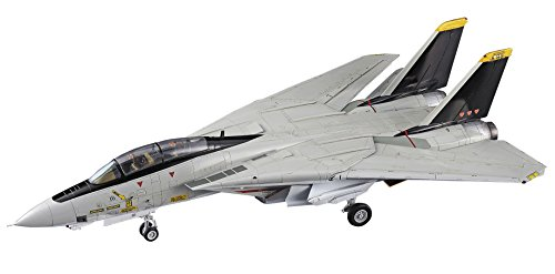ハセガワ クリエーターワークスシリーズ エリア88 F-14A トムキャット ミッキー・サイモン 1/48スケール プラモデル 64744の詳細を見る