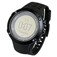 vesniba Luxury Rubber Watch交換用バンドストラップSuunto Ambit 3ピーク/ Ambit 2
