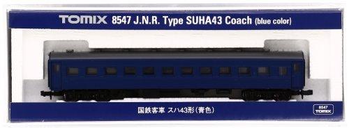 TOMIX Nゲージ 8547 スハ43 (青色)