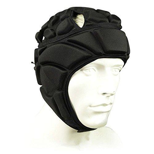 (クールオーエムジ)COOLOMG ヘッドギア 練習用プロテクター  サイクリング・ボクシング適用 ケガ防止頭保護衝撃防止 サイズ無限自由調整