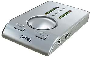 RME アールエムイー Babyface シルバー 24bit/192kHzサポート USBオーディオインターフェイス 【国内正規品】