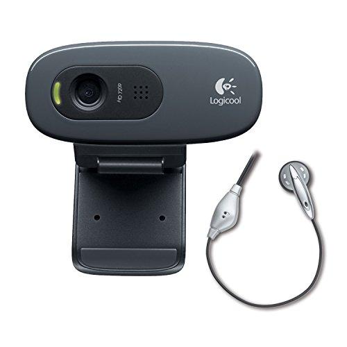 Logicool ロジクール C270m ロジクール HD ウェブカム モノラルヘッドセット標準付属 GD 720p 明るさ自動調整 2年間無償保証