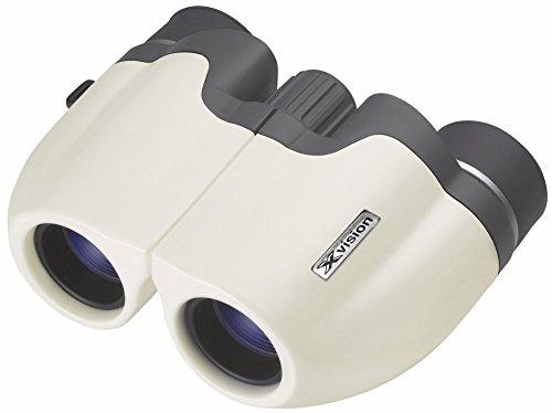 ESCHENBACH 双眼鏡 マグノ Xビジョン ポロプリズム式 倍率8倍 21口径 ホワイト 8415-68212