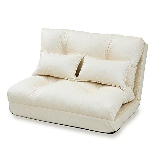コムファ Olivia三つ折れソファベッド