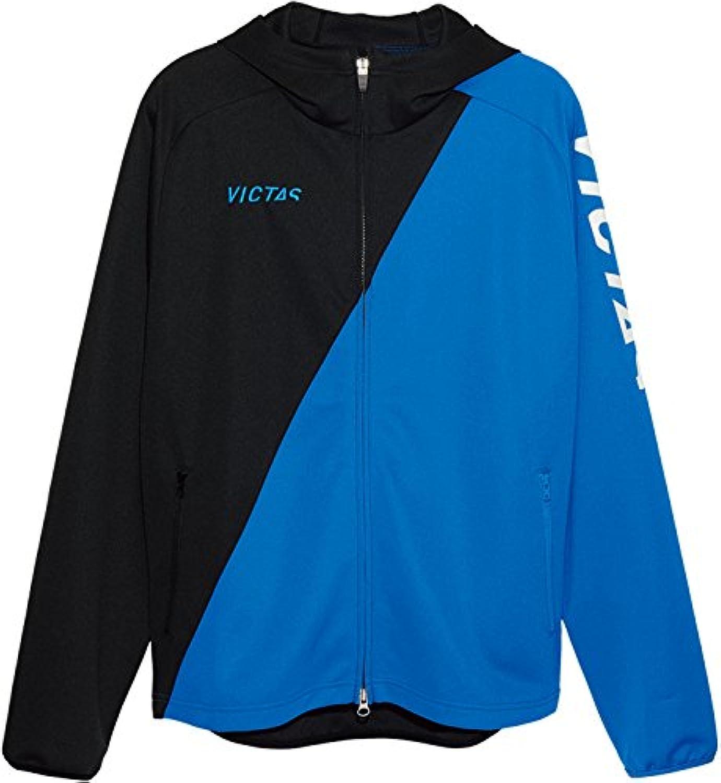 VICTAS(ヴィクタス) 卓球 男女兼用 ジャージ フードジャケット 男子日本代表モデル 033154