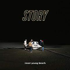 思うまま♪never young beachのCDジャケット