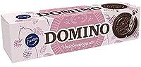 Fazer ドミノ ラズベリーヨーグルト味 クッキー 175 g 1箱セット フィンランドのクッキーです [並行輸入品]