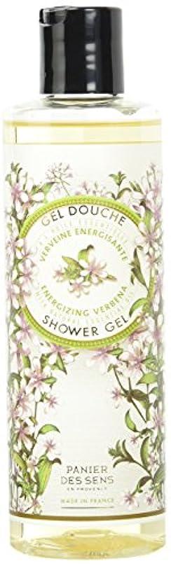 マット通知する化石Panier Des Sens Shower Gel Verbena by Panier des Sens