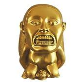 インディ・ジョーンズ レイダース失われたアーク《聖櫃》 黄金像 ソフビ貯金箱