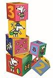 Petit jour Mimi MM404 Play Set Nested Cubes