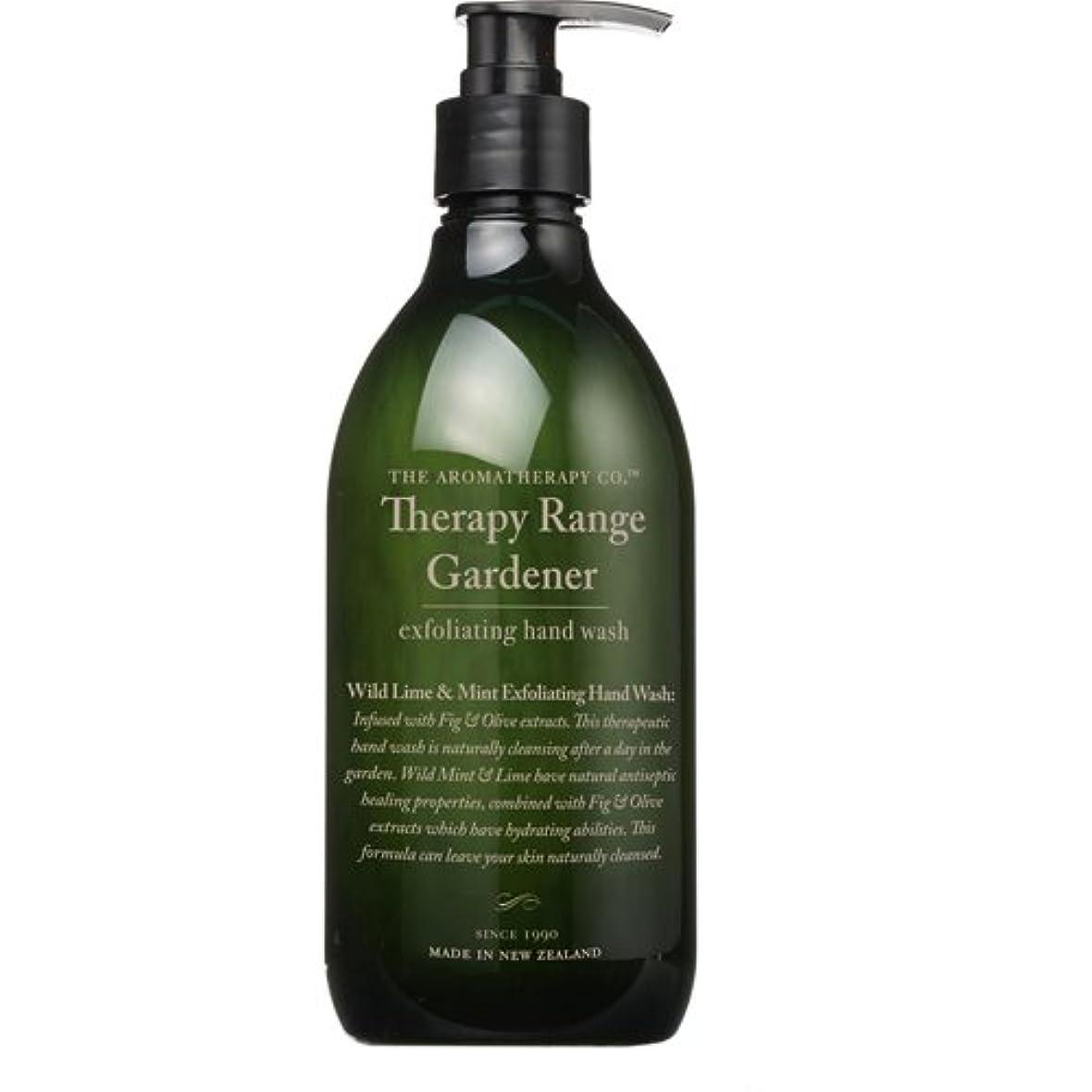 倫理自分の馬力Therapy Garden セラピーガーデン Hand&Body Wash ハンド&ボディウォッシュ