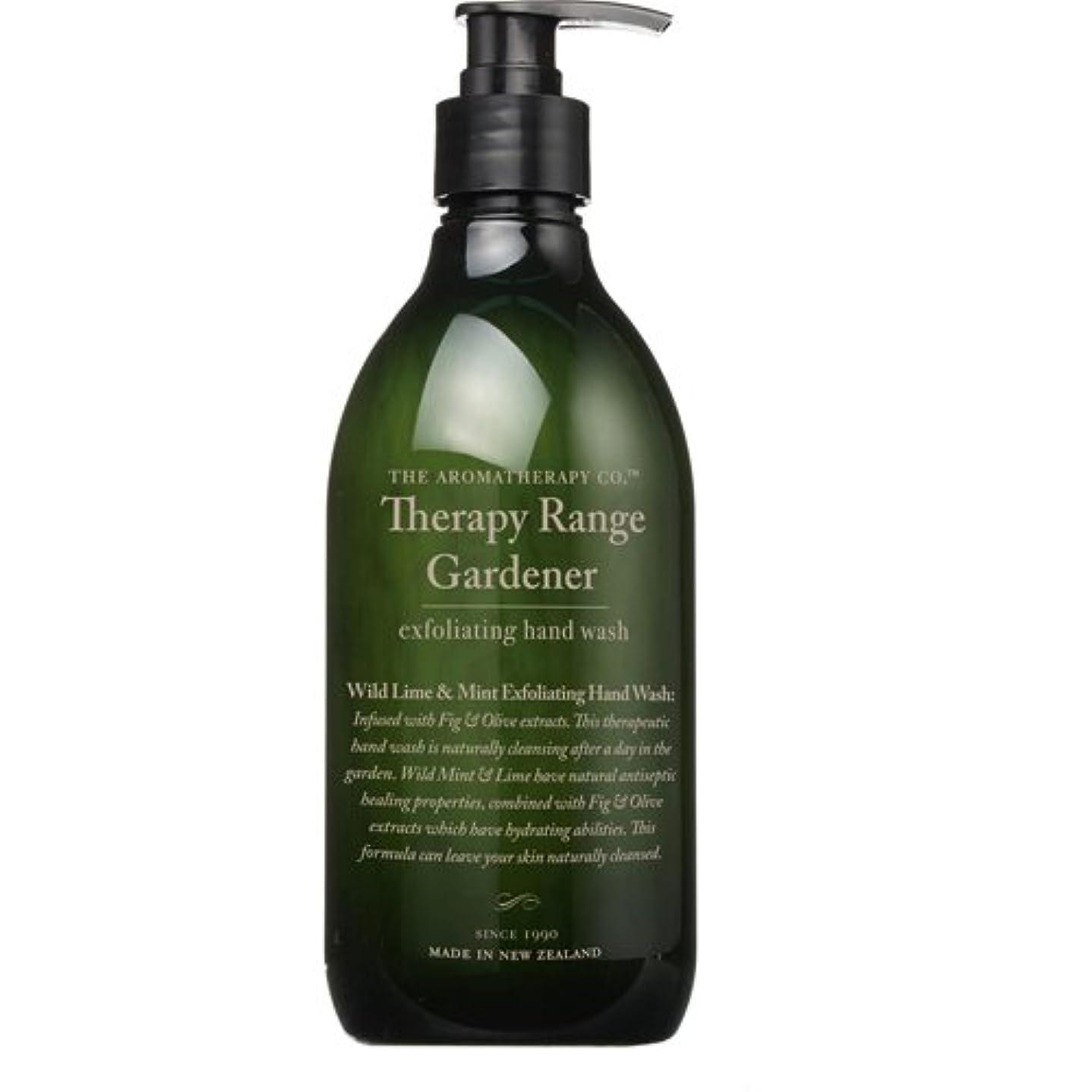 書き込みパイプカールTherapy Garden セラピーガーデン Hand&Body Wash ハンド&ボディウォッシュ