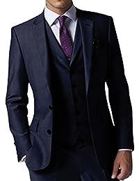 (エブレドレス)everydress カジュアルスーツ メンズスーツ 3ピース スリム オシャレスーツメンズ 紳士服 スーツ 結婚式 メンズ