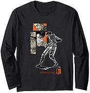 【完結記念】俺の目的 進撃の巨人 長袖Tシャツ
