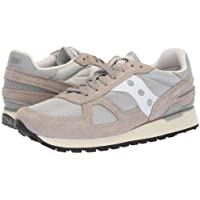 Saucony Originals(サッカニー) メンズ 男性用 シューズ 靴 スニーカー 運動靴 Shadow Original Vintage - Grey/White [並行輸入品]