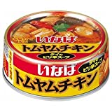 いなば食品 トムヤムチキン 115g×24個入