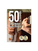 Bruno Tischler: 50 Gitarren-Begleitungen für Anfänger
