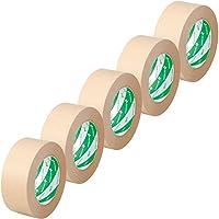ニチバン クラフトテープ 5巻パック KF37-5P 幅50mm×50m巻