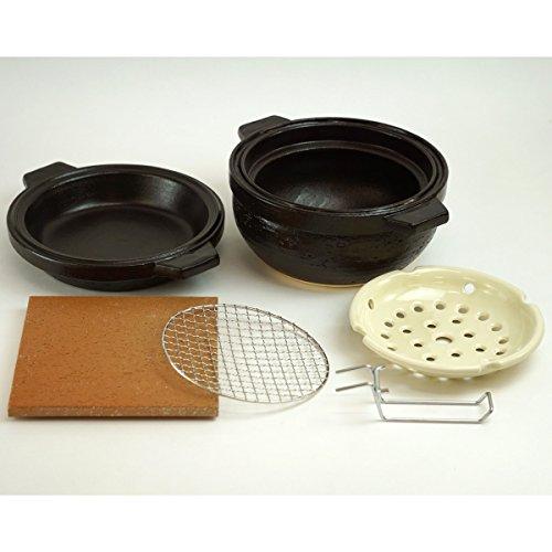 長谷園 多用鍋 「男厨」 NC-94