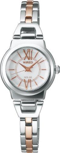 [ワイアード エフ]WIRED f 腕時計 ソーラー AGED...