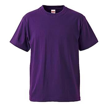 (ユナイテッドアスレ)UnitedAthle 5.6オンス ハイクオリティー Tシャツ 500102 [キッズ] パープル 90