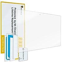 Mr Shield For Samsung Galaxy Tab 210.110インチ[強化ガラス]画面プロテクター[ 0.3mm超薄型9h硬度2.5Dラウンドエッジ]で生涯交換保証