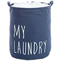 WTL かご?バスケット ホームBunched Receptacle BasketポータブルおもちゃストレージDirty Clothes Basket家庭用クリーニング (色 : A)