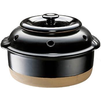 イシガキ産業 ほっこりぐるめ 焼いも鍋 セラミックボール付300g 3556