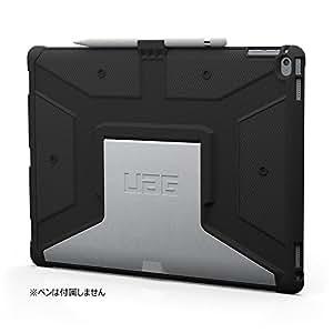 【日本正規代理店品】URBAN ARMOR GEAR 12.9インチ iPad Pro用コンポジットケース ブラック UAG-IPDPRO-BLK