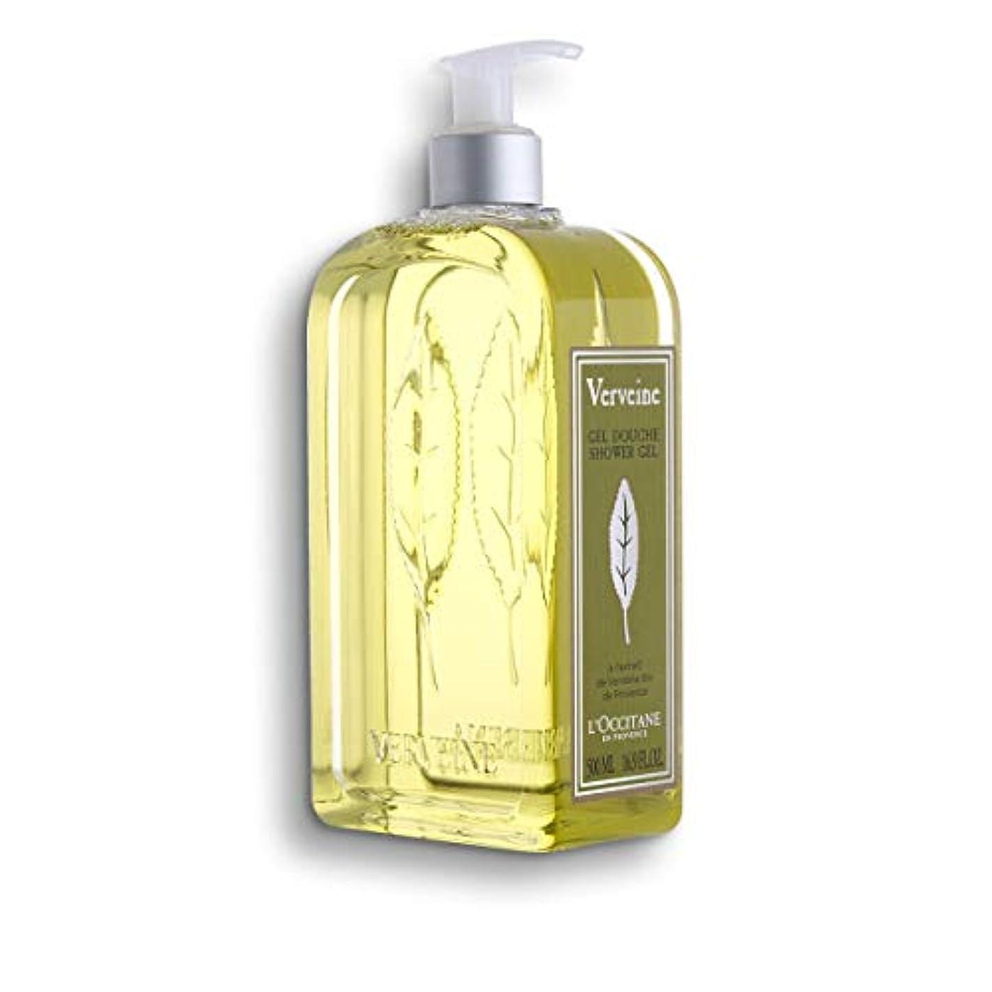 おとうさん不透明な注ぎますロクシタン(L'OCCITANE) ウ゛ァーベナ シャワージェル 500ml(ボディ用洗浄料)