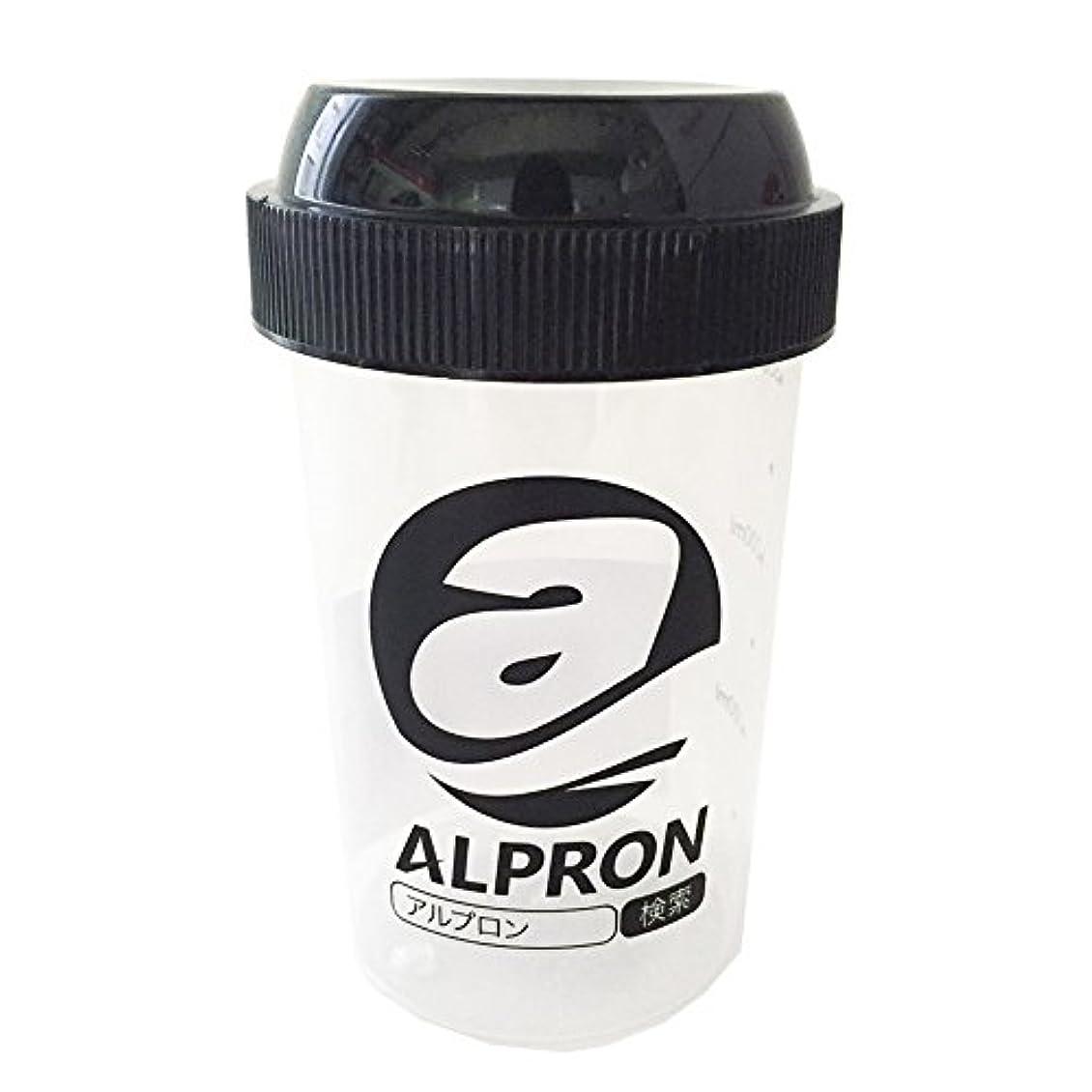 商標右すべきアルプロン プロテインシェイカー 300ml 1個