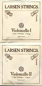 チェロ弦 ラーセン AD線 セット Larsen