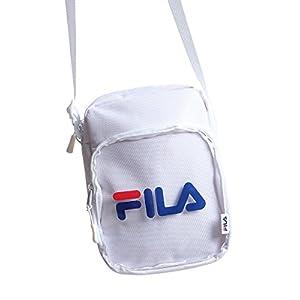 [フィラ]FILA フィラ クリアポケットショルダーバッグ FM2100 ショルダーバッグ クリアポケット ホワイト