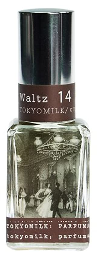 家主聖書活発トウキョウミルク(TOKYOMILK) オードパルファム ワルツ No.14 29ml(香水)