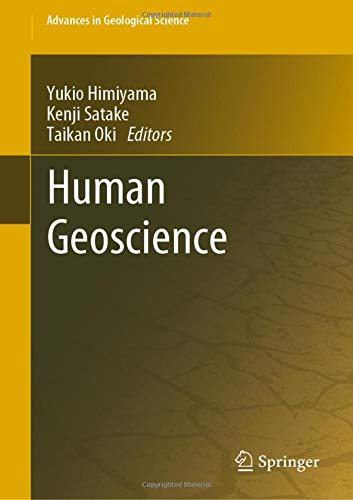 Human Geoscience (Advances in Geological Science)
