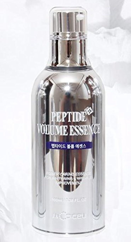 顎有益抑制J&Coceu ペプチドボリュームエッセンス100ミリリットル、3.38floz。 [並行輸入品]