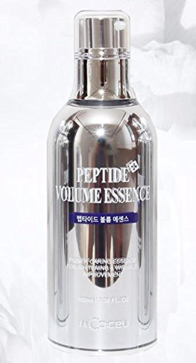 禁輸十年解放J&Coceu ペプチドボリュームエッセンス100ミリリットル、3.38floz。 [並行輸入品]
