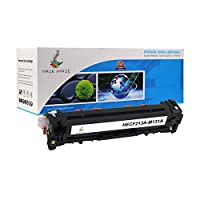 TRUE IMAGE HECF213A-M131A Compatible Toner Cartridge Replacement for HP CF213A (Magenta) [並行輸入品]