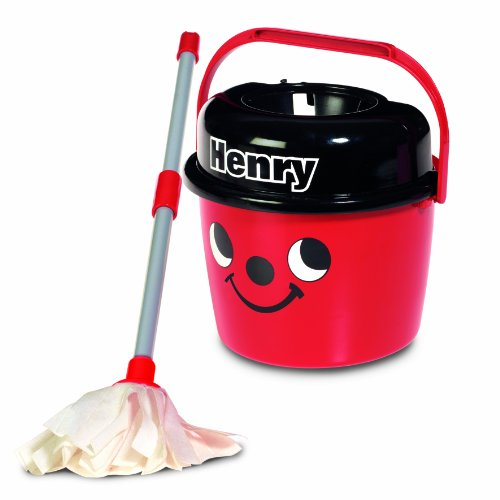 Casdon Henry Mop and Bucket