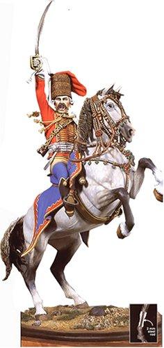 アンドレアミニチュアズ S8-F20 Prussian Hussar Officer 1762