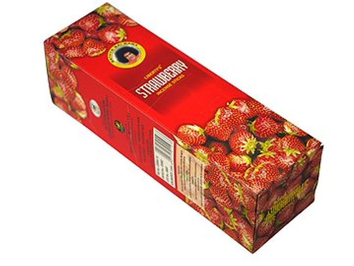 受粉者薬を飲む人種LIBERTY'S(リバティーズ) ストロベリー香スクエアパック スティック STRAWBERRY 25箱セット