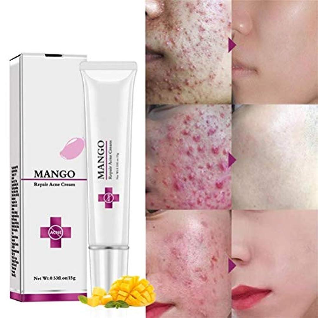ヒント百年タンザニアCreacom ニキビケア ニキビクリーム 修復クリーム 傷跡 肌に栄養を与え 新陳代謝を促進し エイジングケア クリーム 保湿 顔のしわ取りクリーム 美白 美肌 美容 男女兼用 15g